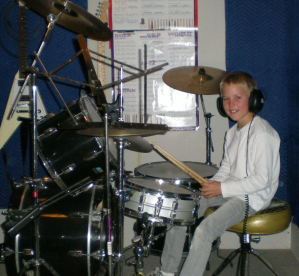 Drum Lessons Lessons in Table Mesa Studio