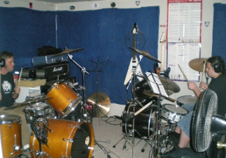 Table Mesa Drum Lesson Studio
